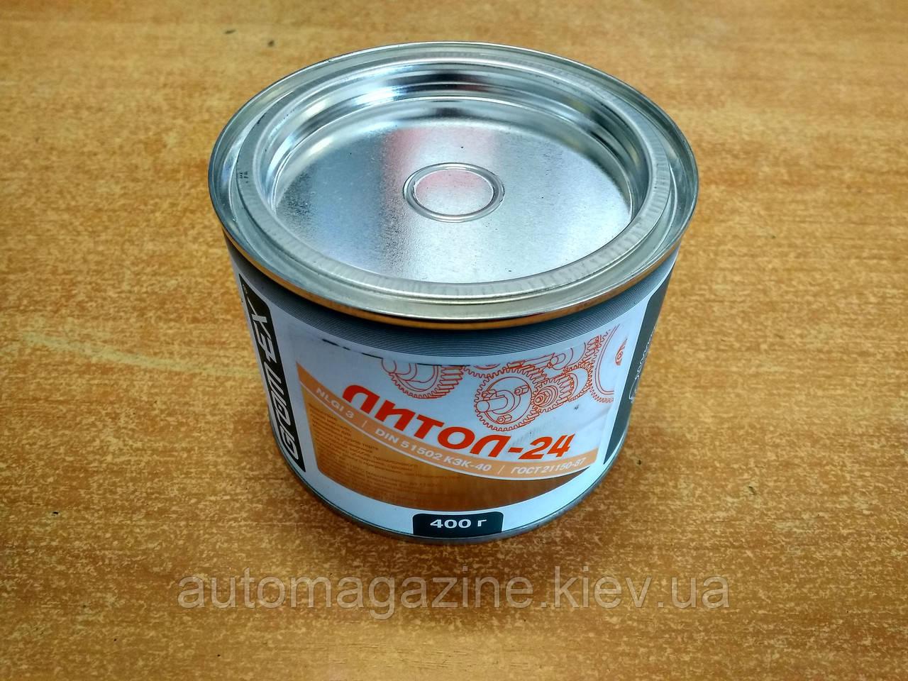Смазка Литол-24 (400г)