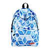 Школьный рюкзак с пеналом голубого цвета, фото 2