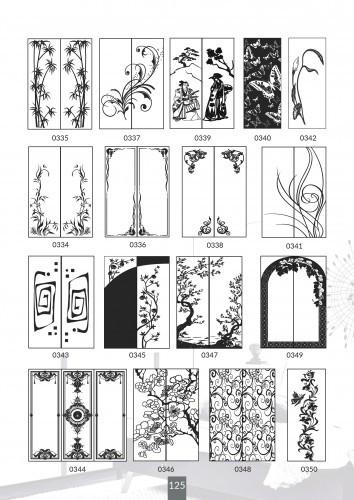 Шкафы купе под заказ, художественная обработка в матовый дизайн, Платон 425