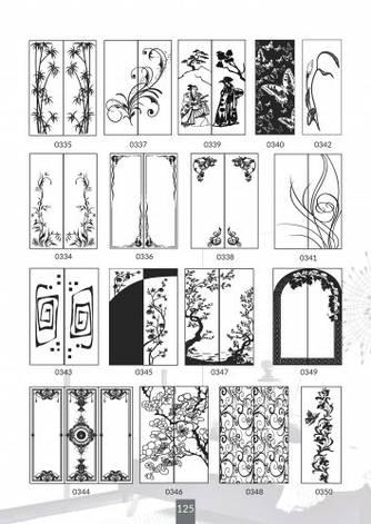 Шкафы купе под заказ, художественная обработка в матовый дизайн, Платон 425, фото 2