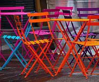 Порошковая покраска металлической мебели