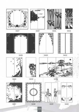 Шкафы купе под заказ, художественная обработка в матовый дизайн, Платон 431, фото 2
