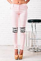 Женские приталенные брюки