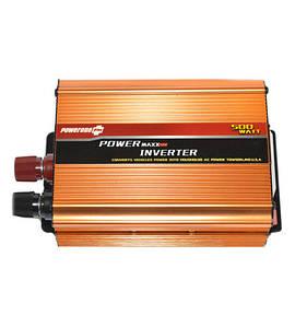 Преобразователь, инвертор 12 V - 220 V 500 W
