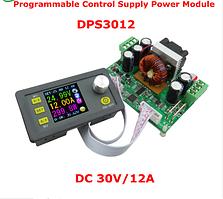 Программируемый понижающий преобразователь напряжения DC-DC DPS3012 30V 12A
