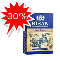 Чай Bisan 100г Синій Дракон середній лист