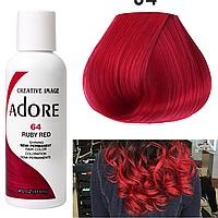 Фарба для волосся Creative Image ADORE 64 Ruby Red, фото 1
