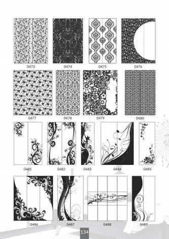 Шкафы купе под заказ, художественная обработка в матовый дизайн, Платон 434, фото 2