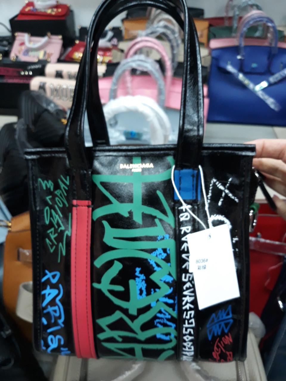 ea0161cb36c2 сумка Balenciaga Bazar Shopper Xs люкс копия продажа цена в