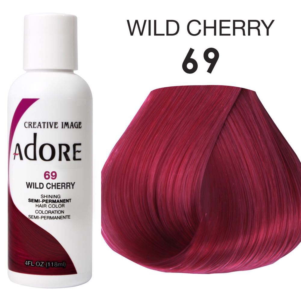 Adore Wild Cherry Hair Color Best Hair Color 2018