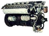 Дизельный двигатель серии Д12