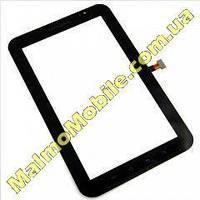 Сенсорный экран Samsung P1000 , P1010 Galaxy Tab , черный