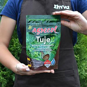 Добриво Agrecol для туй та хвойних рослин від пожовтіння 200г