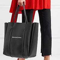 Женская брендовая сумка Balenciaga дорогой Китай черная