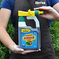 Відлякувальний засіб Zielony Dom від комарів для газону, саду 950мл