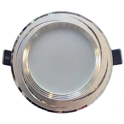 Led точечный потолочный светильник 5W 4500K круг Lemanso, фото 2