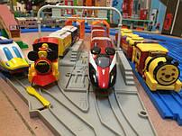 Поїзди та залізниці