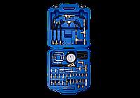 Набор для измерения давления в системе впрыска топлива бензиновых двигателей KING TONY 9DP1101 (Тайвань)