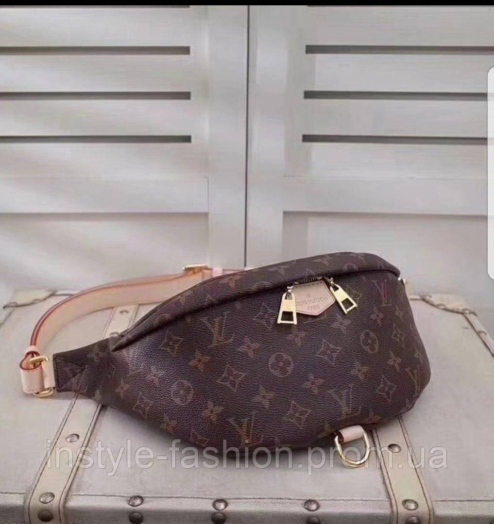 b9caf5605c6c Модная сумка-ремень на пояс Louis Vuitton Луи Виттон: купить ...