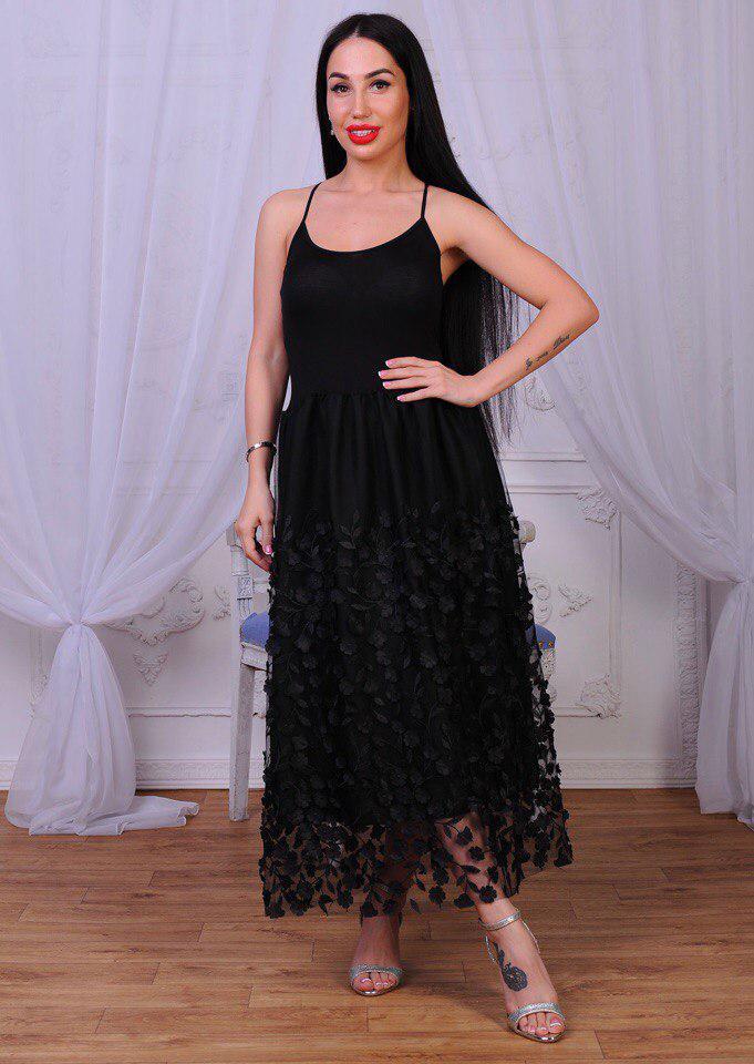 Стильное платье  . (723)