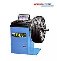Балансировочный станок для колес легковых автомобилей и весом до 65 кг BEST W60