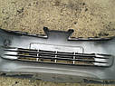 Бампер передний Nissan Micra K12 2002-2010г.в. 3дв. серебро, фото 6