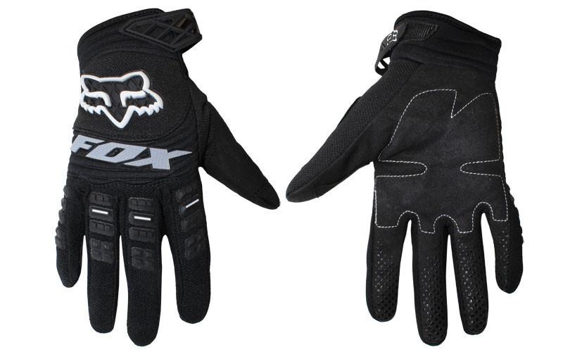 Мотоперчатки текстильные FOX M-4538-BW
