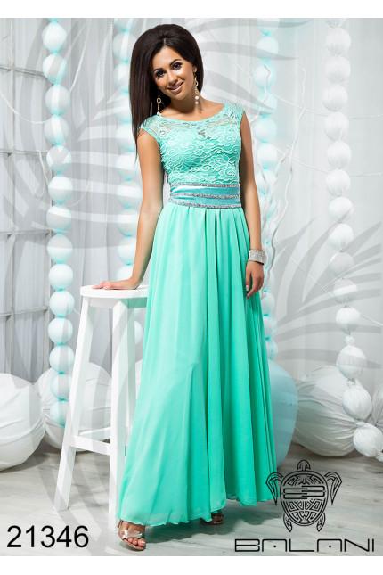 1808e1c53e6 Романтичное вечернее платье в пол недорого Производитель Украина  интернет-магазин р.42-48