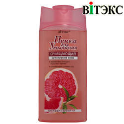 Витэкс - Пенка для умывания грейпфрут и зеленый чай очищающая для жирной кожи 257мл, фото 2