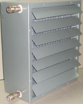 Тепловентилятор водяной Атом 40 кВт (1 шт)