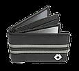Кожаная обложка для прав Carrs с логотипом RENAULT черная (REN20), фото 3