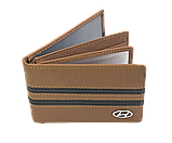Шкіряна обкладинка для прав Carrs з логотипом HYUNDAI коричнева (HYN10), фото 3