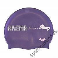 Шапочка для плавания детская ARENA KUN JR CAP. Распродажа! Оптом и в розницу!