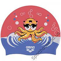 Шапочка для плавания детская ARENA AWT MULTI. Распродажа! Оптом и в розницу!