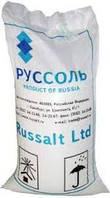 Соль таблетированная ( Днепр) в полипропиленовом мешке 25 кг
