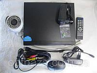 Система видеонаблюдения (В комплекте 4 камеры)  6604 KIT