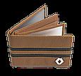 Кожаная обложка для прав Carrs с логотипом RENAULT коричневая (REN20), фото 3