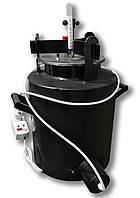 Автоклав для консервирования автомат Че22 электрический / газовый (черная сталь / 22 банки 0,5)