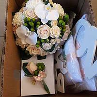 Букет невесты на свадьбу цена сумы — 11