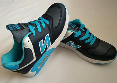 Стильные кроссовки для девочки 34р - 21,8см