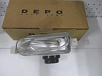 Фара противотуманная левая DEPO 431-2006L-UE FORD ESCORT 96->, TRANSIT 01->