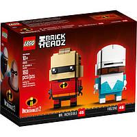 Lego BrickHeadz Мистер Исключительный и Фреон 41613