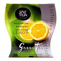 Чай зелений JAF TEA Лимон 100 гр.