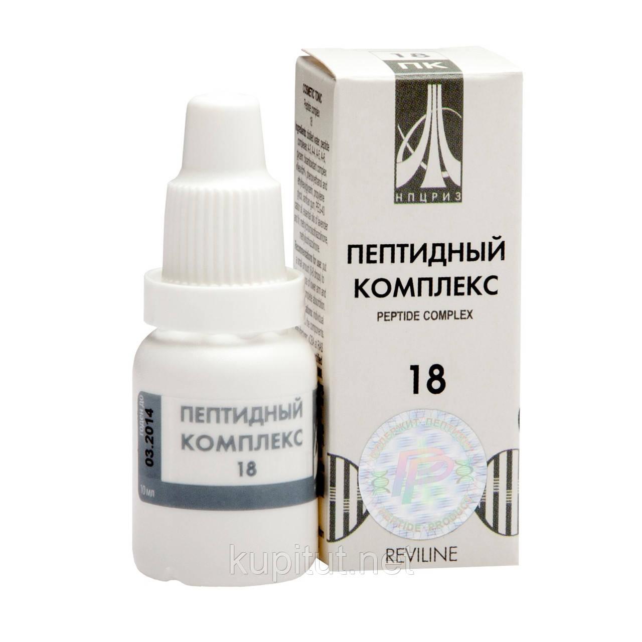 Жидкий пептидный комплекс № 18 (для восстановления слуха)