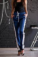 Женские брюки из шелка