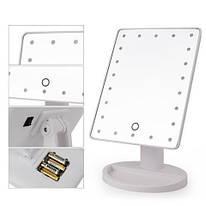 Косметическое зеркало с подсветкой LIGHT MIRROR