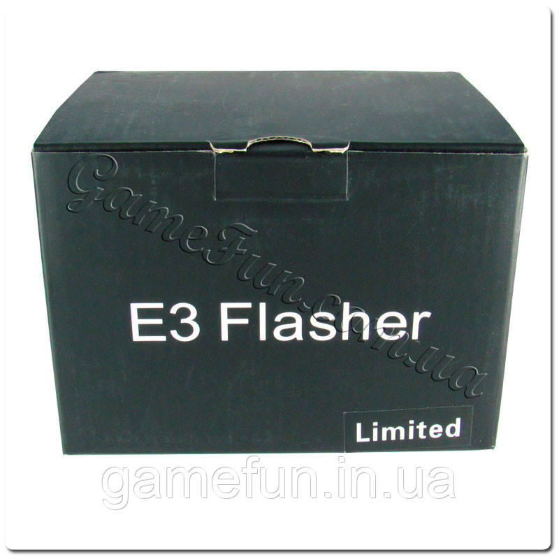 E3 Flasher Limited Edition (полный набор)