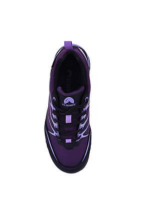 Треккинговые ботинки женские  Elbrus Womens Tanner Low WP BLACK, фото 2