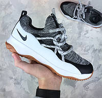 Женские кроссовки Nike City Loop Summit White / Anthracite - Cool Grey. Живое фото. Люкс реплика ААА+