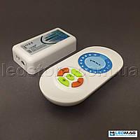 Диммер для LED ленты радио 12А WHITE (сенсорный)
